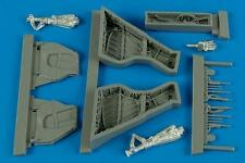 AIRES 4531 Wheel Bay Set for Airfix® Kit Sea Vixen FAW.2 in 1:48