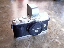 Olympus PEN E-P5 16.1 MP Digital Camera body with VF-3 Electronic Viewfinder