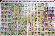 Goudey 1933 Big League Chewing Gum Uncut Sheets Reprint Cards Complete Set 240+