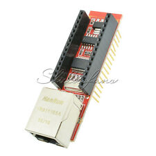 ENC28J60 Ethernet Shield For Arduino Nano V3.0 RJ45 Webserver Module S