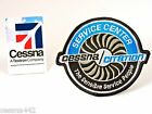 CESSNA CITATION SERVICE CENTER - Embroidered Patch Jet Turbine Aviation Airplane
