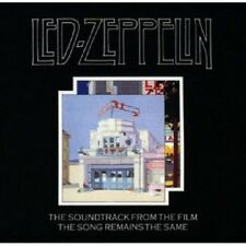 OST/LED ZEPPELIN - THE SONG REMAINS THE SAME 2 CD  9 TRACKS SOUNDTRACK  NEW+