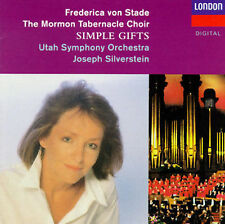 A Simple Gift by John Longhurst, Frederica Von Stade, Simple Gifts (CD1127)