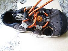 NEW TIMBERLAND EARTHKEEPERS BELKNAP BROWN SHOES SANDALS TODDLER BOYS 4.5 FREE SH