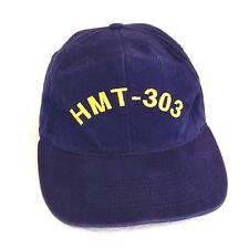 HMT-303 Snapback Cap Marine Attack Helicopter Training Squadron Baseball Hat S/M