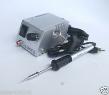 1 set AC 220V 18W 50-450℃ Mini Soldering station for IC SMT SMD Soldering work
