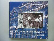 2 Bücher Speyer im 20. Jahrhundert Chronik .... Von Speyer nach Rom