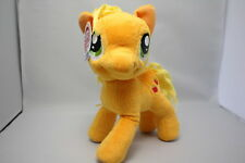 "MY LITTLE PONY APPLEJACK 11"" PLUSH PLUSHIE WALMART EXCLUSIVE NEW WITH TAGS"