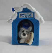 McDonald's 102 Dalmatians HM - Dog In Blue Police Doghouse - 2000