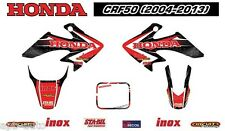 HONDA CRF50 STICKER DECAL KIT FOR HONDA CRF50 CRF 50 DECAL STICKERS- 2004-2013