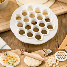 Dumpling Mold Maker Gadgets Tools Dough Press Ravioli Making Mould DIY SK
