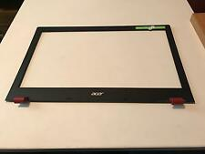 ACER ASPIRE F5-571 LCD SCREEN SURROUND PLASTIC BEZEL TRIM TFQ3EZRTLBT RED HINGES