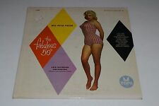 Big Hits From The Fabulous 50's~Lew Raymond Ochestra~Tops L1592~Jayne Mansfield