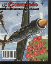 COMMANDO MAGAZINE WAR STORIES IN PICTURES - No 2903 'No Score Nixon'