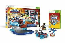 BRAND NEW Skylanders Super Chargers Starter Pack, Xbox 360 - Factory Sealed Gift