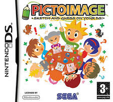 PICTOIMAGE  KIDS GAME CARD DS DS DS LITE 3DS 2DS DSI 3DS XL