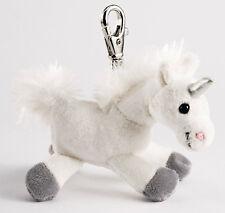 Schaffer Plüsch Schlüsselanhänger EINHORN┊Plush Keyring Unicorn 10 cm