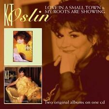 Love in a Small Town/My Roots Are Showing by K.T. Oslin (CD, Nov-2012, Yellow...