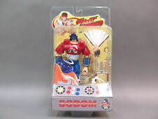 Sota Toys Street Fighter Round 1 Sodom Action Figure NIB