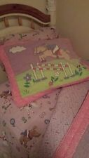 PB Teen Horse Comforter Set for Twin Bed