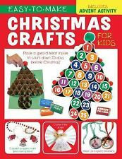 Easy-To-Make Christmas Crafts for Kids by