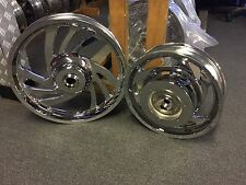 HONDA VTX1300 C 1300c 1300 VT CUSTOM RETRO CHROME WHEEL RIM WHEELS RIMS CRUISER