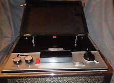 Vintage Used Fujiya Corder Built in Case - Model FSR-304 - Reel to Reel Player