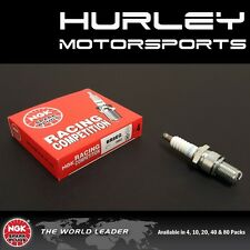 NGK Racing Competition Spark Plugs - Stock #3992 - BR8EG-S - Solid Tip - Qty (4)
