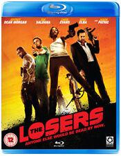 THE LOSERS - BLU-RAY - REGION B UK