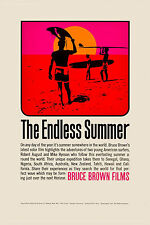 Surf Classic:  * ENDLESS SUMMER *  Movie Poster 1966 Large Format 24x36