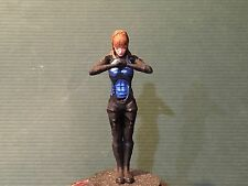 1/24 1/25 or G Scale Resin Model Kit, Sexy action Figure Assassin Laura