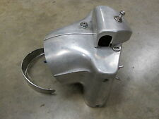 60-84 Harley Davidson FL FLH Nacelle with Bar Top Headlight Bucket OEM Panhead