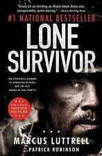 Lone Survivor by Marcus Luttrell *Eyewitness Account Navy Seals* VGC (2013 PB)