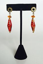 Antica Murrina Arcadia--Murano Glass Earrings