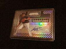 2015 Panini Prizm Refractor Alexi Ogando Auto /149 Boston Red Sox Signatures HiT