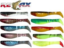 "relax kopyto 4"" (11,5 cm) pack of 10 lures. pike.perch,zed"