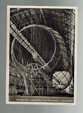 1929 St Gallen Switzerland Graf  Zeppelin Postcard cover to St Gallen  # C 11