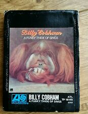 Billy Cobham 8-track Cartridge A Funky Thide of Things