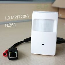 1MP HD megapixel hidden pinhole indoor IP camera support NAS Synology Blue Iris