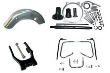 200 Series Swingarm Wide tire kit, Fits Harley 2002-2006 FLHR/FLHT/FLTR Touring