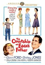 The Courtship of Eddie's Father DVD (1963) - Glenn Ford Shirley Jones Ron Howard