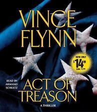 Act of Treason by Vince Flynn (CD, Abridged) NEW