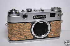 ZORKI 5 Cork body Soviet/Russian 35mm Rangefinder Camera body