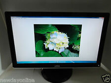 "Dell 22"" ST2210b Widescreen HD LCD Monitor VGA HDMI DVI 1920x1080 Audio In T502R"