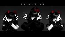 """024 Babymetal - Japanese Metal Idol Band Music 25""""x14"""" Poster"""