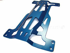 Volkswagen Golf Mk5 R32 Middle Lower Chassis Brace Panel in Blue, Mid-Brace