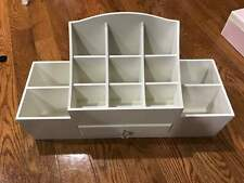 New Pottery Barn Teen Ultimate Beauty Organizer~ Large