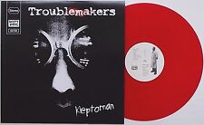 Troublemakers - Kleptoman LP RED VINYL Attentat Anti Cimex Perverts Gbg Sound