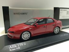 Minichamps 1/43 Alfa Romeo 159 TI 2008 Alfa Red Art. 400120501
