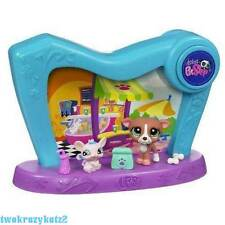 LITTLEST PET SHOP LPS 2-IN-1 PET SPOTLIGHT #1585 #1586